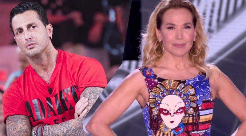 Barbara dUrso e Fabrizio Corona 800x445 - Barbara d'Urso e Fabrizio Corona: ecco perché lei lo odia (c'entra suo figlio)