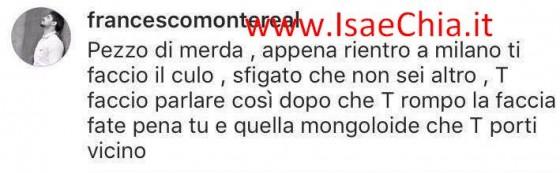"""Instagram110 560x173 - Luigi Favoloso: quando lui e la Moric fecero arrabbiare Francesco Monte """"Ti rompo la faccia tu e quella…"""" (VIDEO)"""