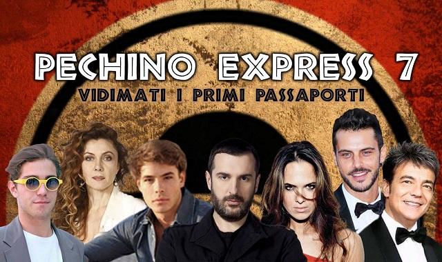 Pechino Express 1 - Pechino Express 2018: annunciati i primi concorrenti, vediamo chi sono...