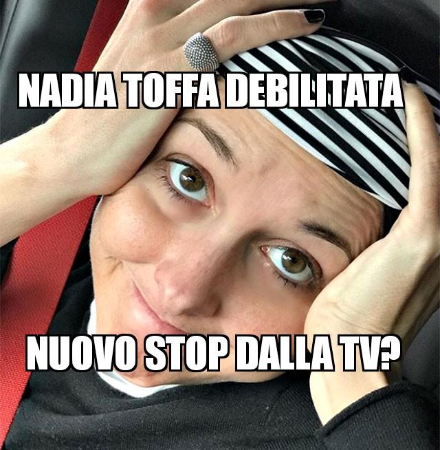 ZomboMeme 11052018142448 - Nadia Toffa, un altro STOP dalla TV per cause di debilitazione provocate dalla cura