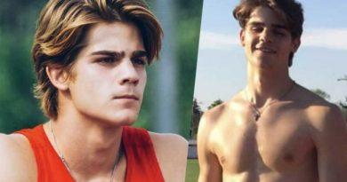leonardo tano 800x500 3 390x205 - Leonardo Tano, il figlio superdotato di Rocco Siffredi aiuta il padre sul set (FOTO)