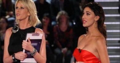 marcuzzi belen 638x425 390x205 - Belen Rodriguez soffia il posto di Alessia Marcuzzi nelle notti mondiali Mediaset?