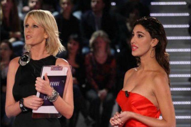 marcuzzi belen 638x425 - Belen Rodriguez soffia il posto di Alessia Marcuzzi nelle notti mondiali Mediaset?