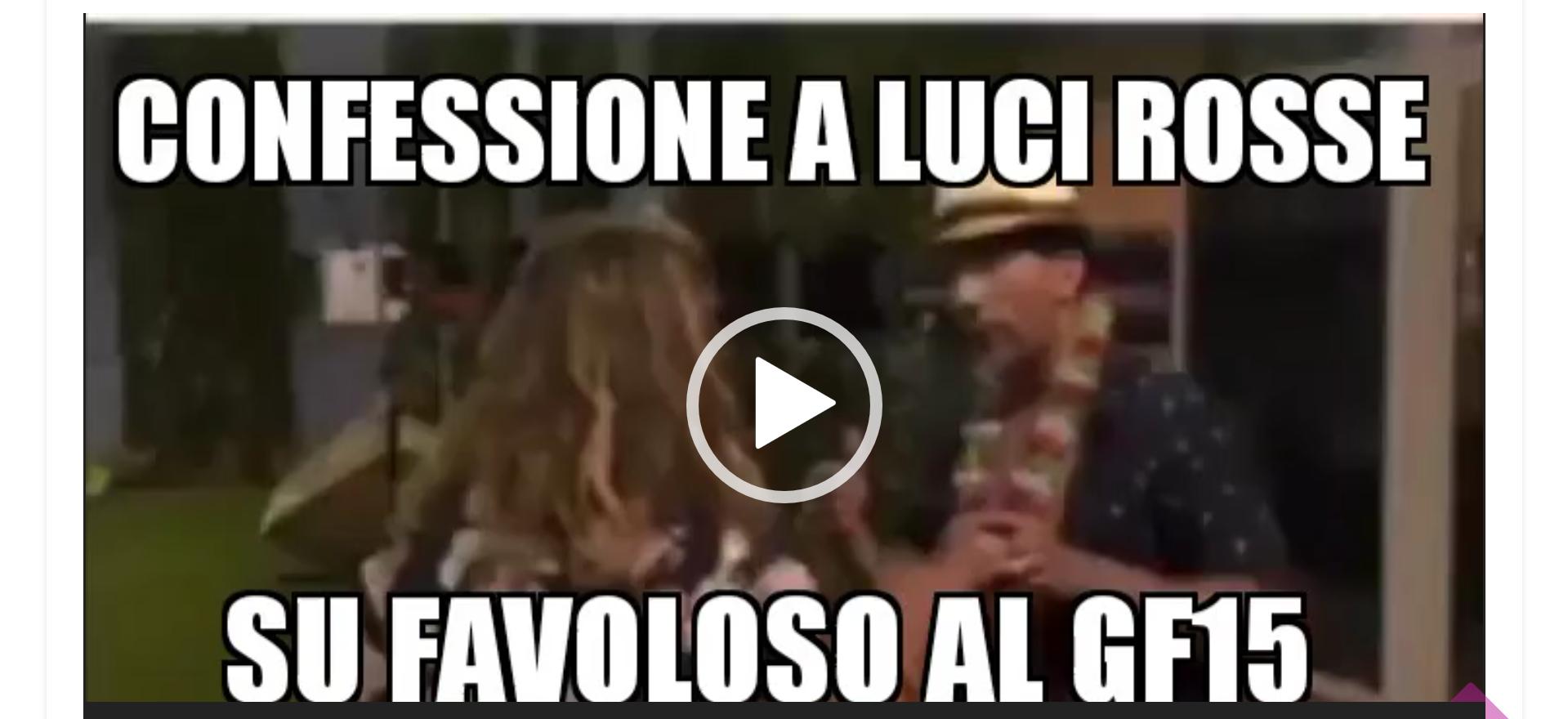 screenshot 2018 05 13 19 41 04977662942 - Grande Fratello: Luigi ha fatto l'amore con 3 ragazze nella casa? La confessione CHOC (VIDEO)