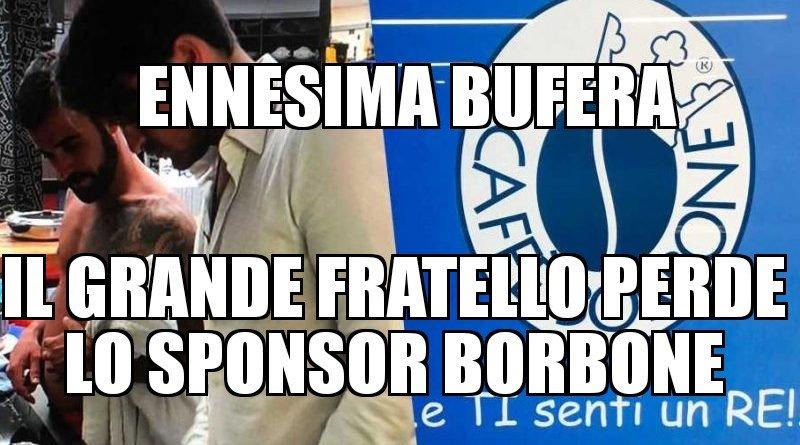 zombomeme150520182350231661144395 - Ennesima BUFERA per il Grande fratello. Anche il famoso caffè Borbone ritira i suoi prodotti per trasferta (VIDEO)