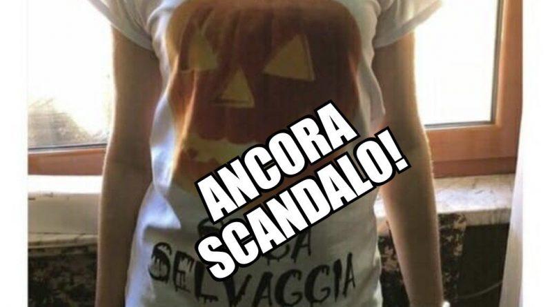 """zombomeme210520181318311581338880 800x445 - Il padre di Luigi Favoloso crea la maglietta con la scritta """"Selvaggia Su*a""""? (FOTO)"""