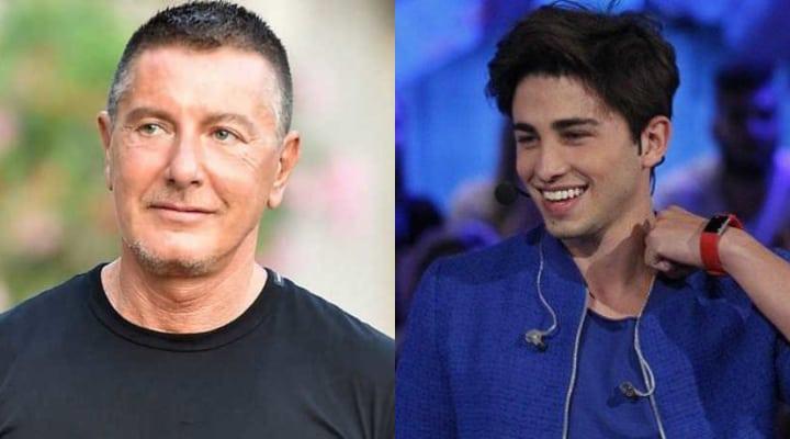 BeFunky collage 4 - Riccardo Marcuzzo di Amici contro Stefano Gabbana: lo scontro social tra i due. Vediamo cosa è successo...