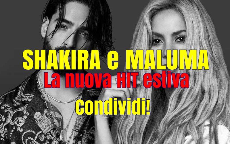 singolo-di-shakira-maluma-clandestino-musica
