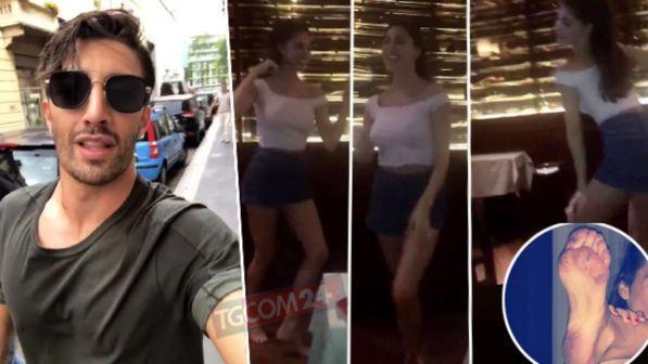 belen iannone - Belen Rodriguez balla da sola, con Andrea Iannone è crisi... (FOTO)