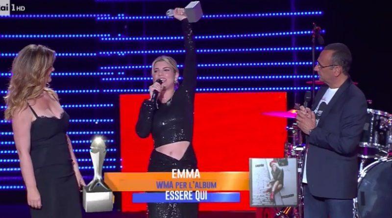 emma marrone 800x445 - Emma Marrone e Vanessa Incontrada bellissime al Wind Music Award 2018, look spettacolari!