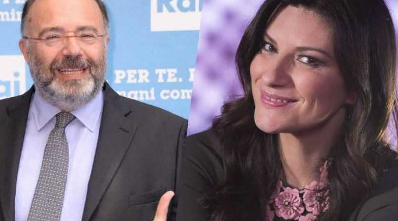 laura pausini massimo bernardini 800x500 1 800x445 - Massimo Bernardini attacca Laura Pausini e lei non la prende bene. Botta e risposta social!