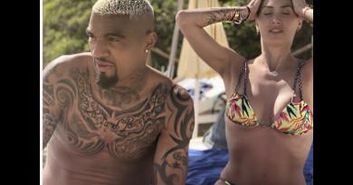 melissa satta ibiza boateng 4 3 390x205 - Kevin Prince Boateng e Melissa Satta insieme ad Ibiza (FOTO)