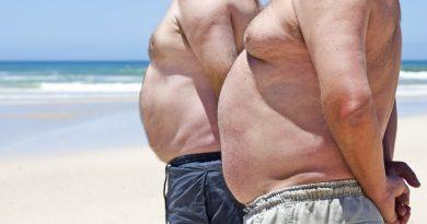 pancia in spiaggia 1 390x205 - La moda dell'estate è avere la pancia!!!!