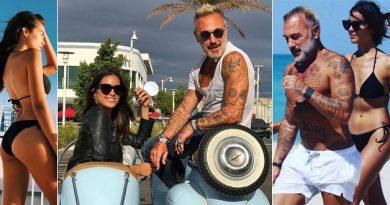 vacchi sharon fonseca nuova fidanzata  390x205 - Gianluca Vacchi e la baby fidanzata  Sharon Fonseca