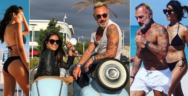 vacchi sharon fonseca nuova fidanzata  - Gianluca Vacchi e la baby fidanzata  Sharon Fonseca