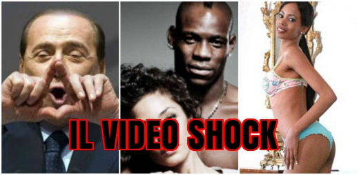 BERLUSCONI-FICO-BALOTELLI-VIDEO-RAZZISTA