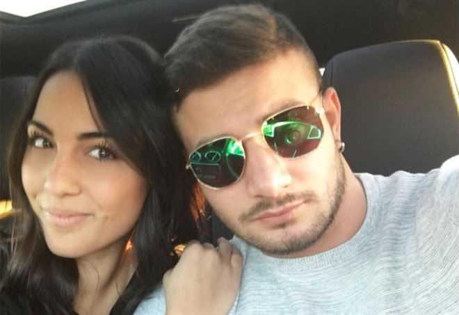 Andrea Celentano e Raffaella Giudice