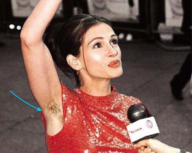 ClioMakeUp-gambe-braccia-pelose-star-celebrity-peli-2