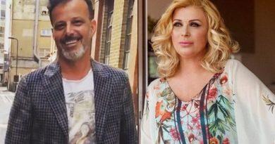 """chicco nalli e tina cipollari intervista 1 390x205 - Tina Cipollari: """"Questa estate andrò in vacanza con i miei figli e con il mio ex marito Chicco Nalli..."""""""