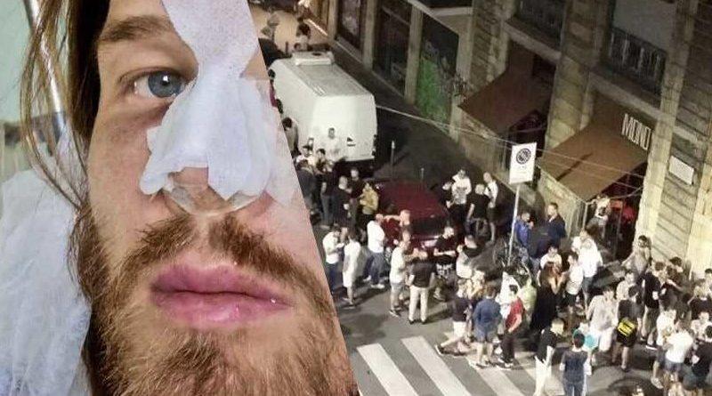 """gay picchiato botte milano via lecco 800x500 2 800x445 - Milano: gay massacrato di botte per aver fatto un complimento ad un ragazzo – molti giustificano la violenza """"Ha fatto bene!"""" (FOTO)"""
