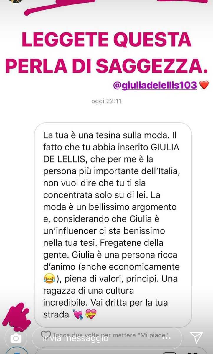 giulia-de-lellis-tesi