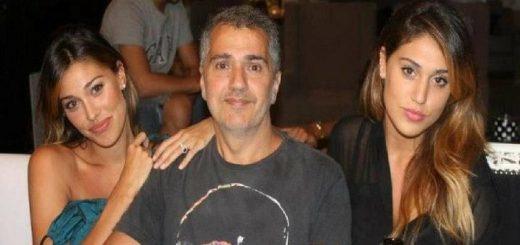 Gustavo-Rodriguez-papà-di-Belen-cecilia-rodriguez-ospedale-polizia