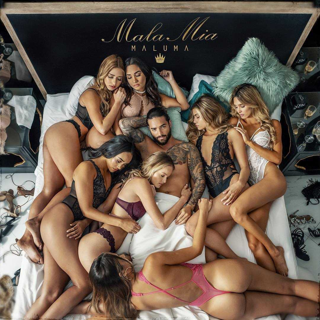 Maluma-mala-mia-video