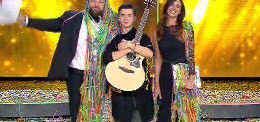 Marcin-Patrzalek-Tu-Si-Que-Vales-Finale-belen-rodriguez-maria-de-filippi-