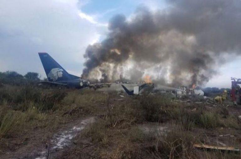 tragedia aeromexico