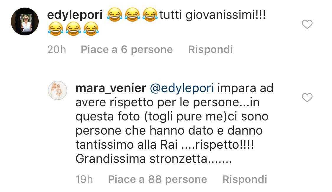 mara venier instagram 2