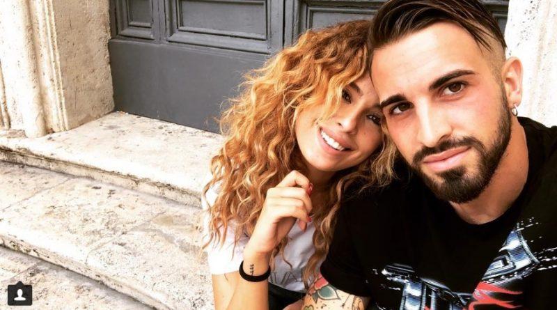 sara-affi-fella-vittorio-parigini-fidanzati-conferma-foto-calciatore
