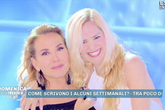 grecia-colmenares-barbara-d-urso-domenica-in-live