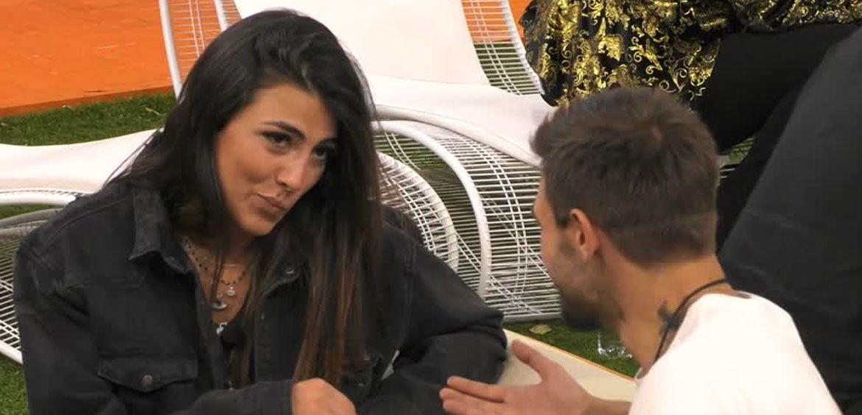 Giulia-Salemi-Francesco-Monte-dopo-puntata-grande-fratello-vip
