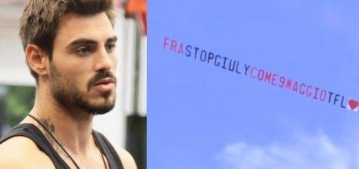 grande-fratello-vip-aereo-francesco-monte-giulia-salemi-9-maggio