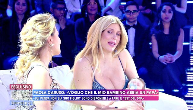 francesco-caserta-paola-caruso-domenica-live